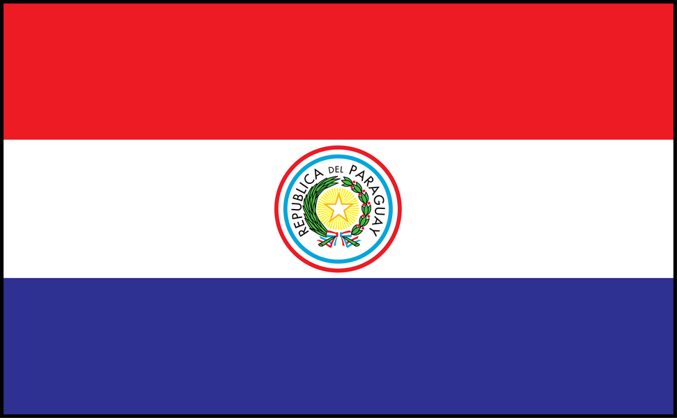 Image of Paraguay flag