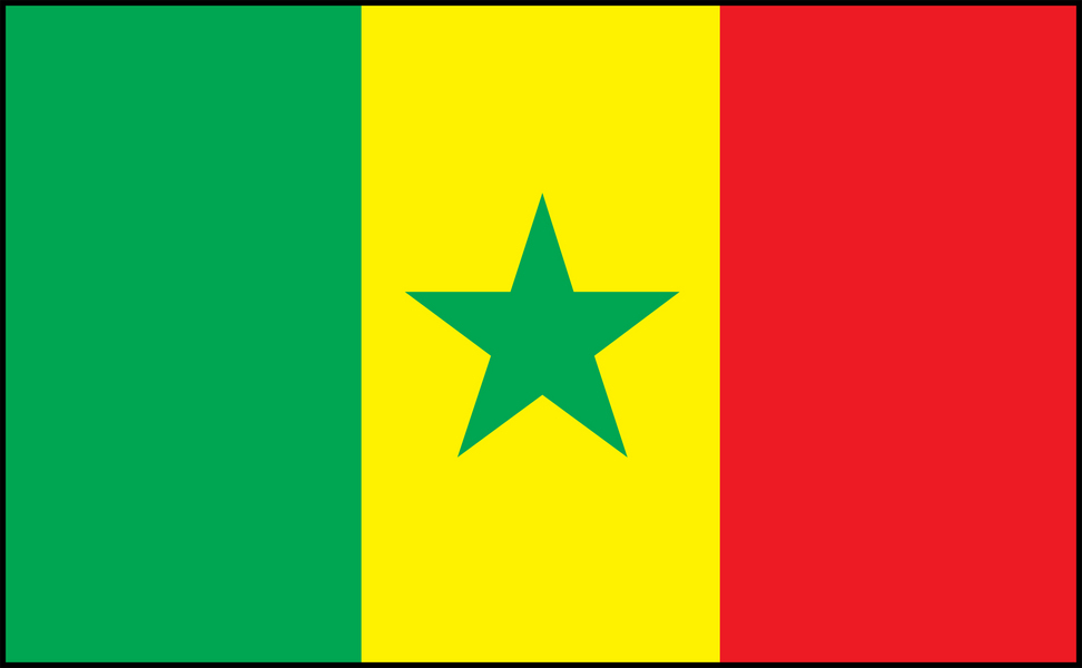 Image of Senegal flag