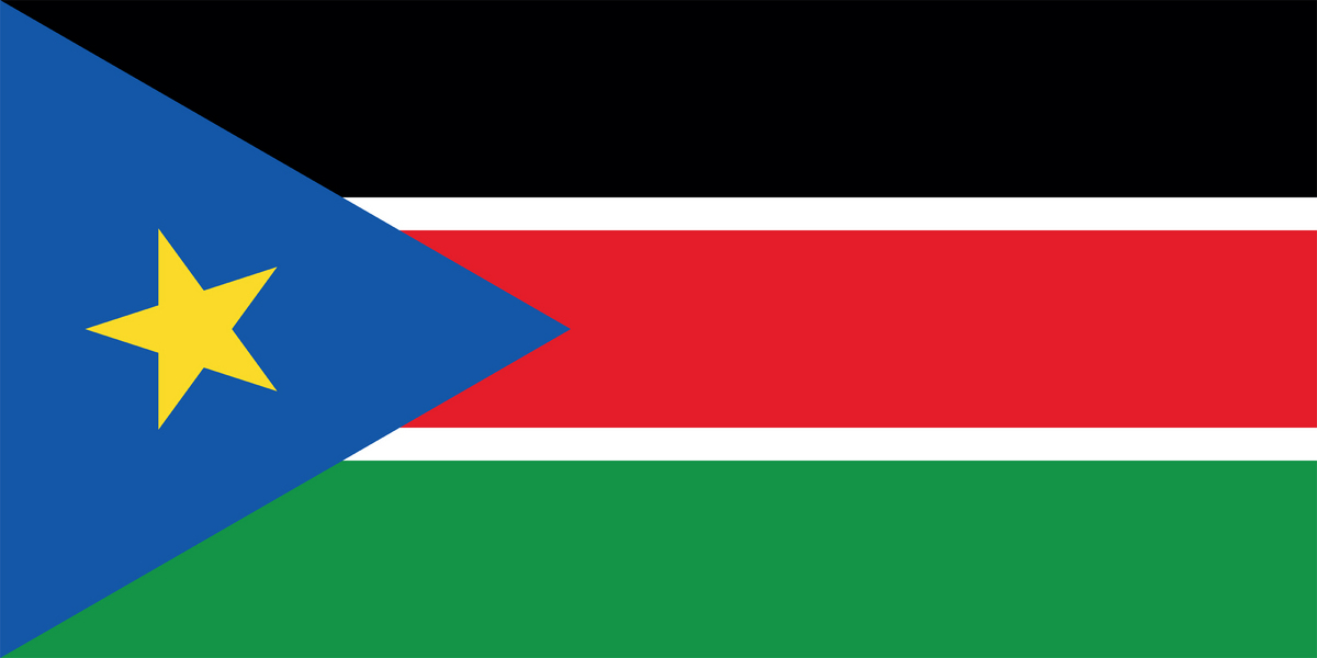 Image of South Sudan flag